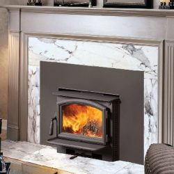 Lopi Answer 2020 Inbuilt Wood Fireplace