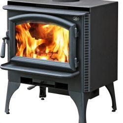 Lopi Answer 2020 Freestanding Wood Fireplace