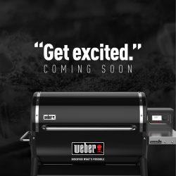 Weber SmokeFire EX6 – PRE ORDER NOW