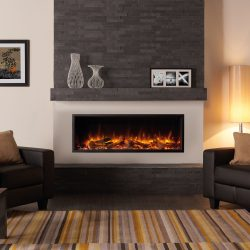 Gazco eReflex 135R Single Sided Electric Fireplace