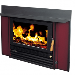 Heatcharm I600 Series 5 Inbuilt Wood Fireplace