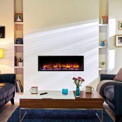 Gazco eReflex 105R Single Sided Electric Fireplace