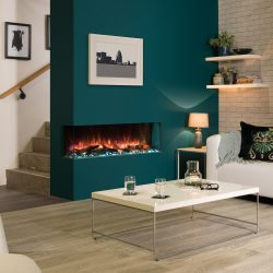 Gazco eReflex 110W Electric Fireplace