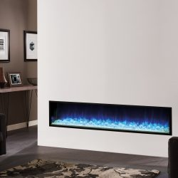 Gazco eReflex 195R Single Sided Electric Fireplace